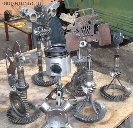 Custom Or Homemade Car Show Trophies   Rat Rods Rule   Rat Rods, Hot Rods