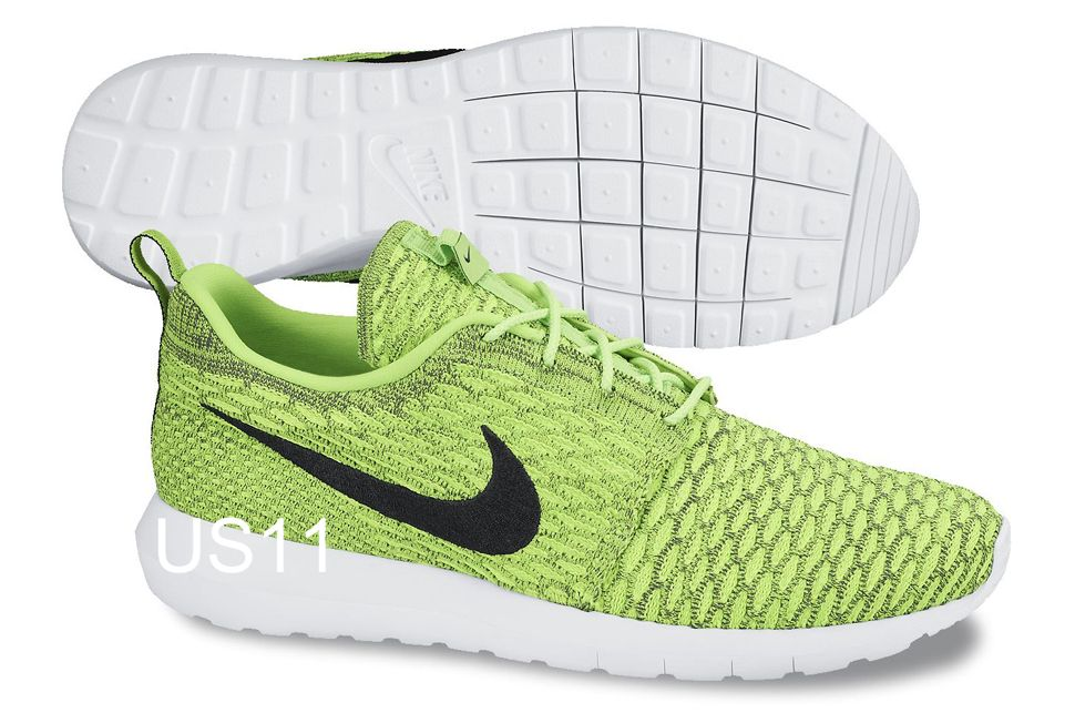 Nike Flyknit Roshe Run NM (First Look Preview)