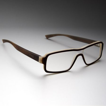 designer eyewear yrmf  Zurich and London designers Aekae have designed a collection of glasses  made of water buffalo horns