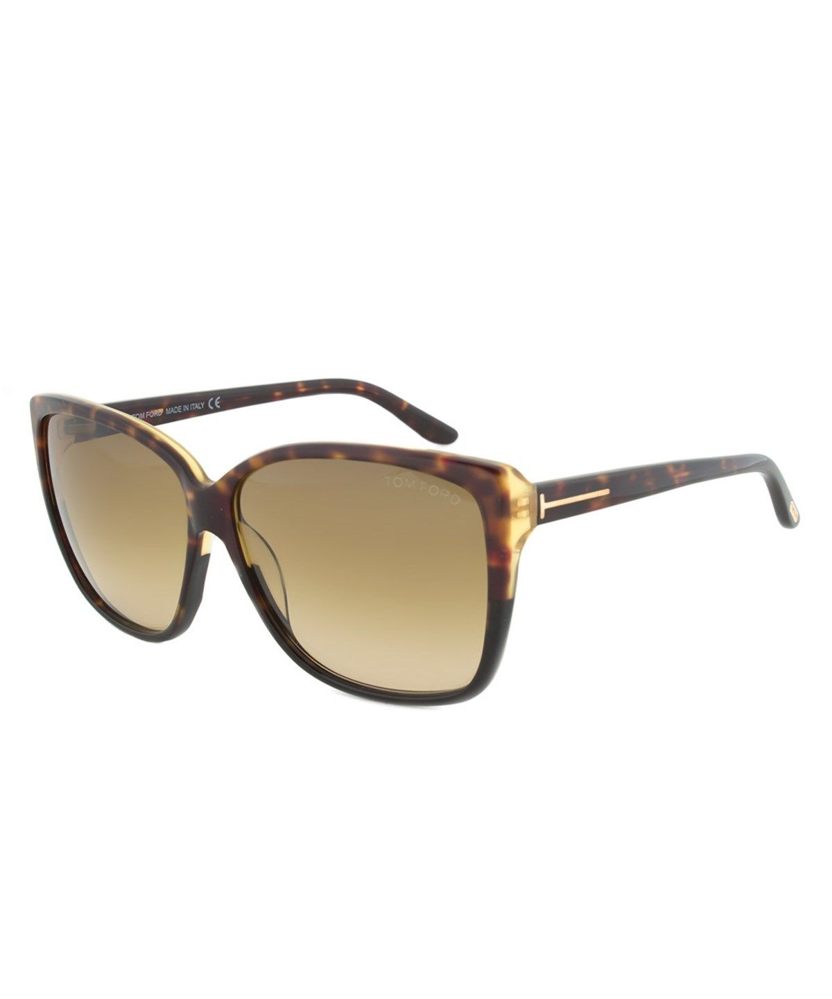 TOM FORD FT0228 05F LYDIA WOMEN'S OVERSIZED SHIELD SUNGLASSES'. #tomford #sunglasses