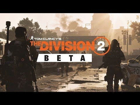 Tom Clancy's the Division 2 Beta! : Dudz First Play! Taking a test