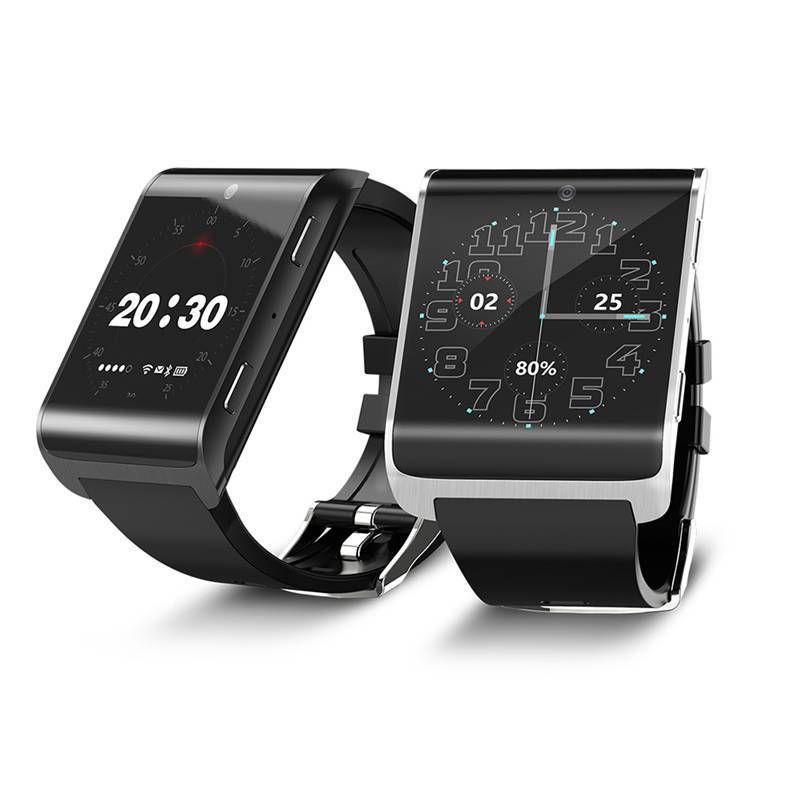 960220fb8ee WIFI Heart Rate Monitoring Camera Watch Curved Screen Android 4G Smart Watch  (eBay Link)