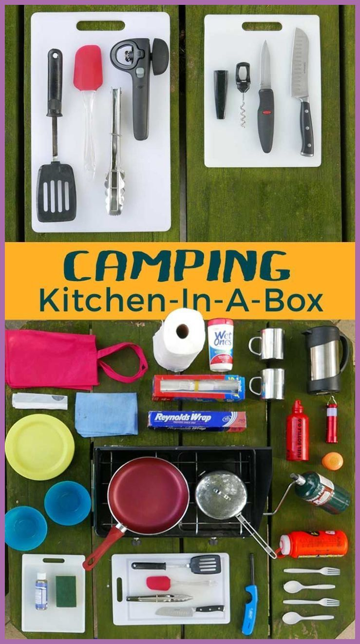 Photo of Camping Kitchen Essentials List >> Essential Advice For Being One With The Outdoors | Camping…