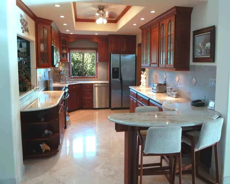 Tiny Kitchen Renovation | Small Kitchen Remodeling With Functional ...