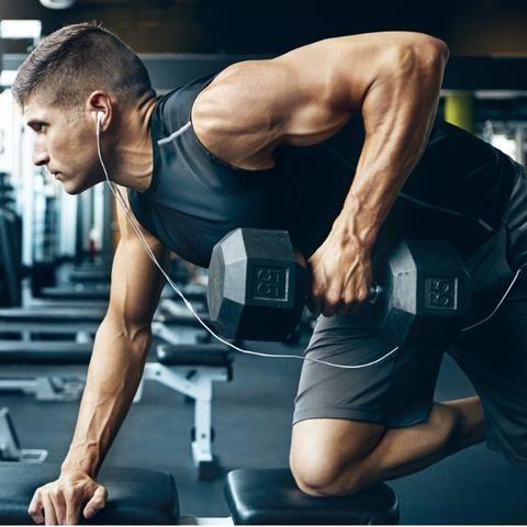 4week advanced muscle growth program  muscle gain