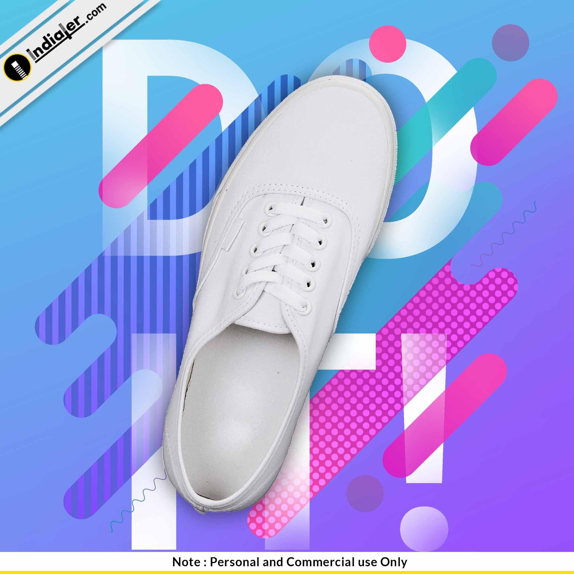 Download Social Media Shoes Advertising Banner Free Psd Shoe Advertising Banner Advertising Social Media Design