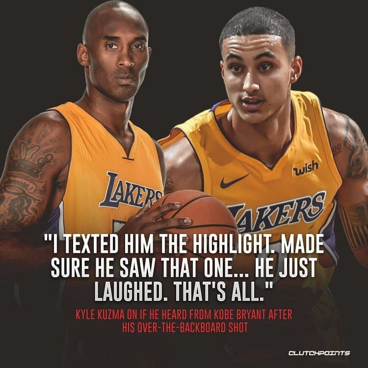 buy popular 4dbb4 8bac1 Image may contain: 2 people, text | Lakers | Kobe Bryant ...