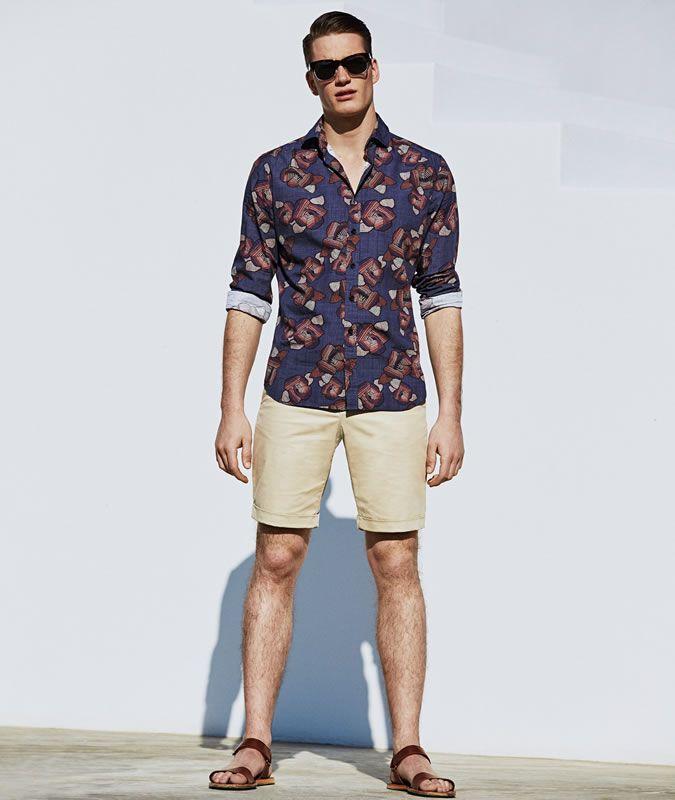 835a4473e2a0 Roberts #Style #Summer #Fashion #Look #Men #Outfit #Moda #Verano ...