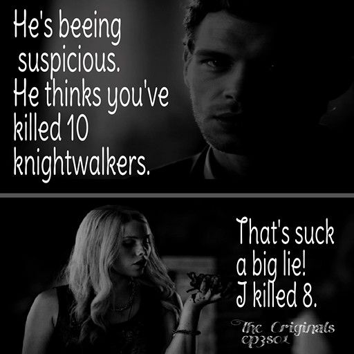 Klaus Mikaelson Quotes New Klaus Mikaelson Rebekah The Originals The Vampire Diaries Quotes
