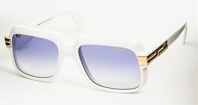 daa353a33d Cazal 607 Sunglasses Vintage White Blue 1
