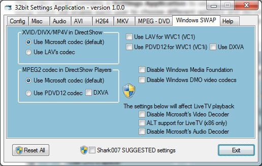 Use Windows 8 Codec Pack To Install Codecs Play Media Files