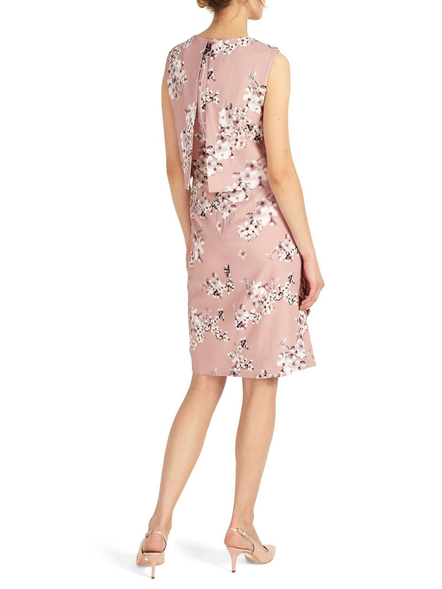 Buy your Phase Eight Flo Blossom Print Dress online now at House of ...