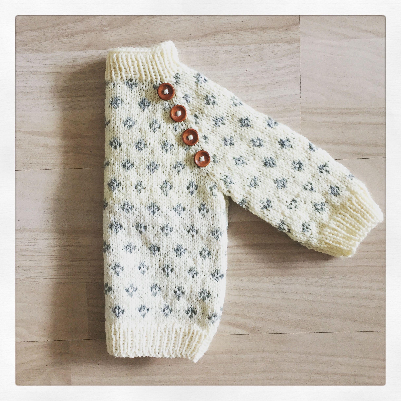 Photo of Baby sweater Children sweater www.petitknitting …