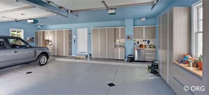 Garage Cabinets   Organized Spaces   Seattle, Bellevue, Kirkland WA