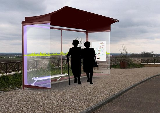 17 most interesting bus shelter designs