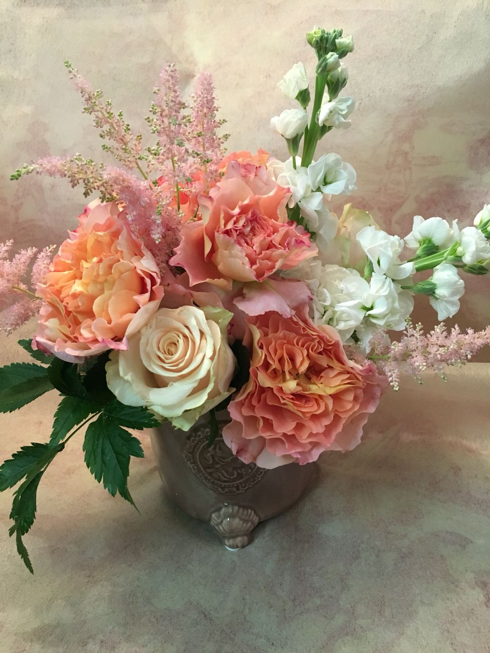 Centrotavola shabby chic. allestimento matrimonio fiori per ...