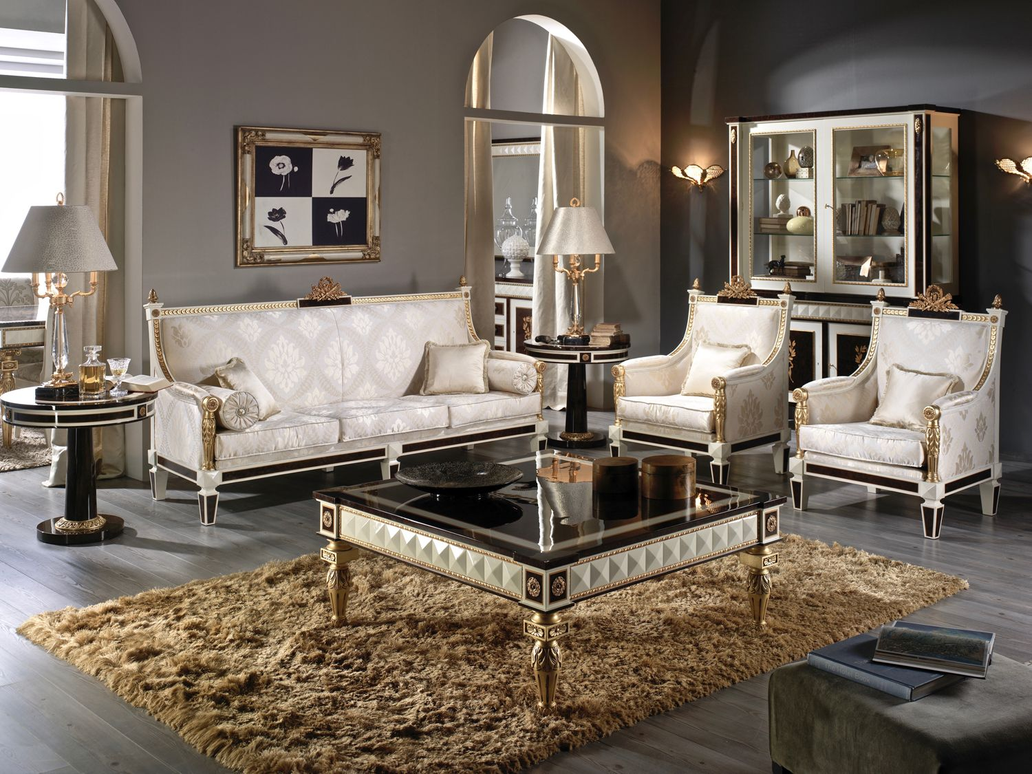 Luxury Living Room Furniture Luxury Baroque Furniture Luxury