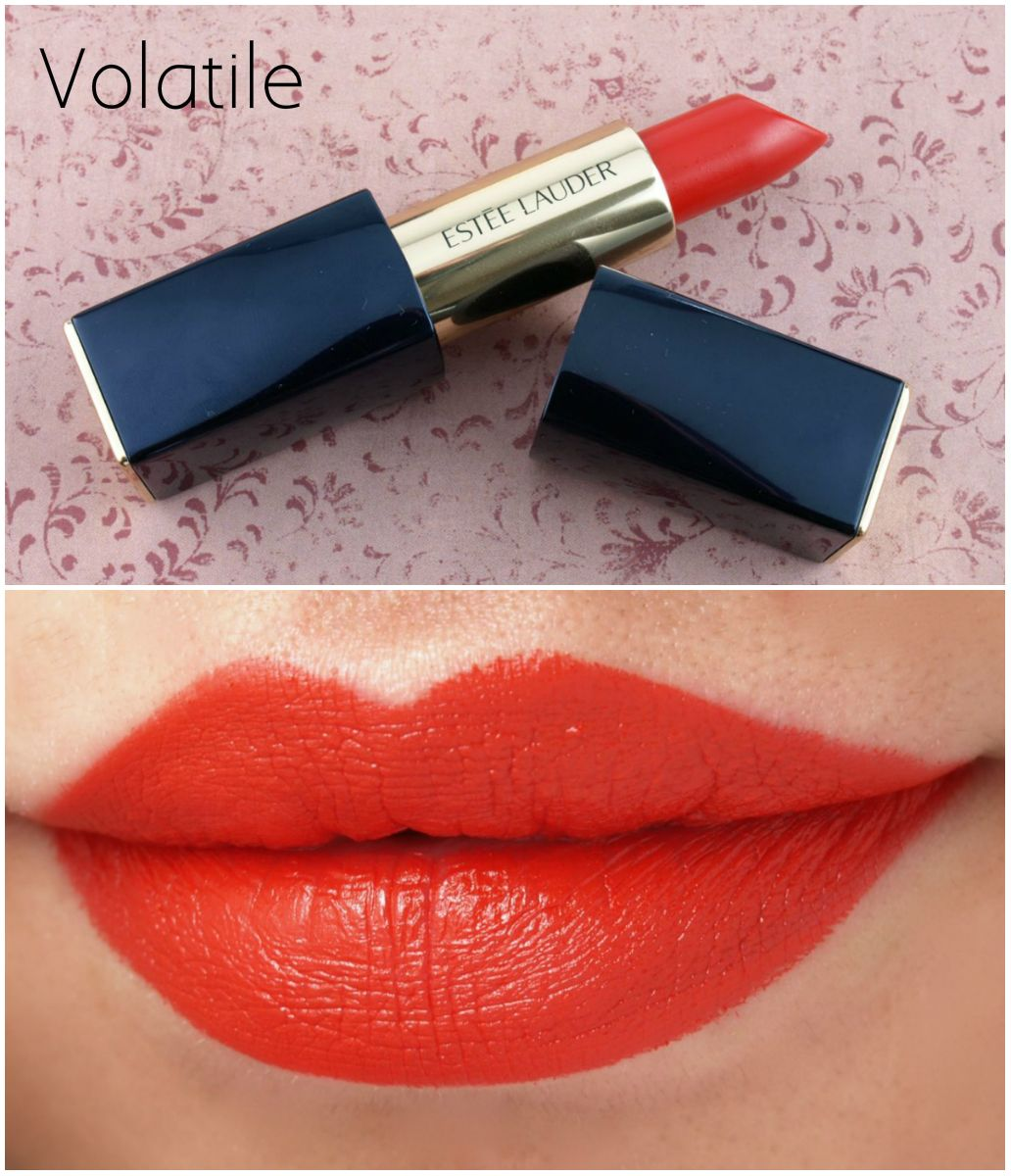 Estee Lauder Pure Color Envy Matte Lipsticks In Quot Decisive