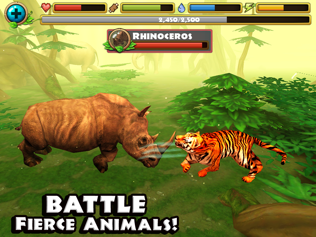Free Download Tiger Simulator for android APK | Android Apps