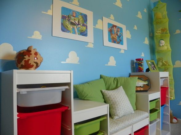 Disney Pixar Toy Story Bedroom And Nursery Ideas Www
