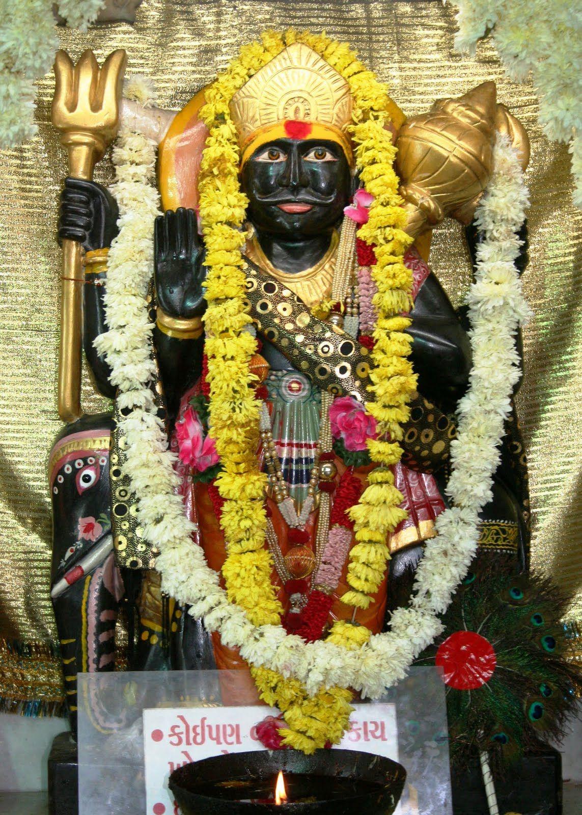 Shani dev is one of navagrah in hindu astrology lord shani dev embodied in planet shani saturn shani dev puja in austria vienna