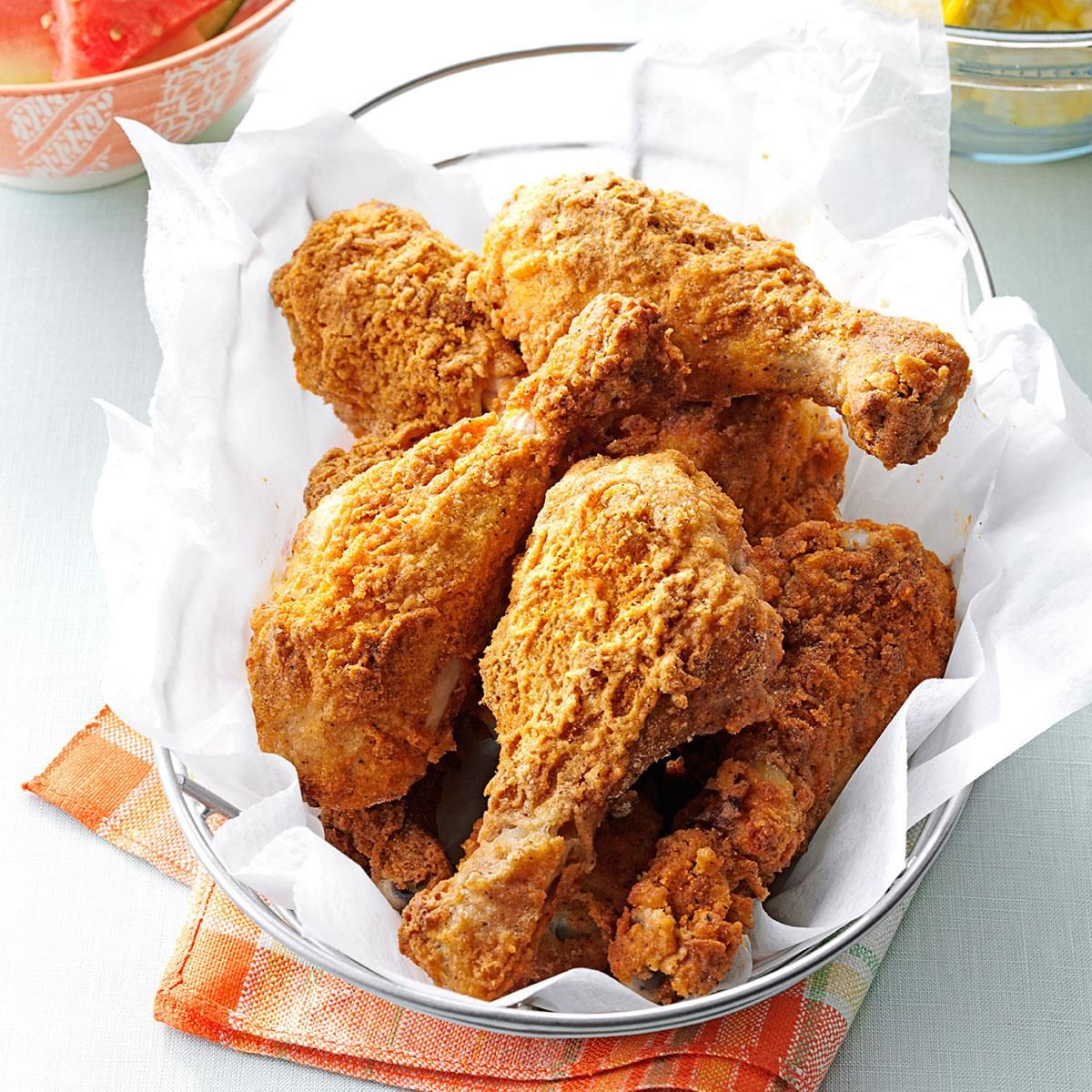 Oven Fried Chicken Drumsticks Recipe Recipes Drumstick