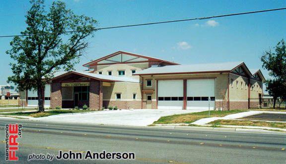 San Antonio Fire Station 11 610 South Frio Street