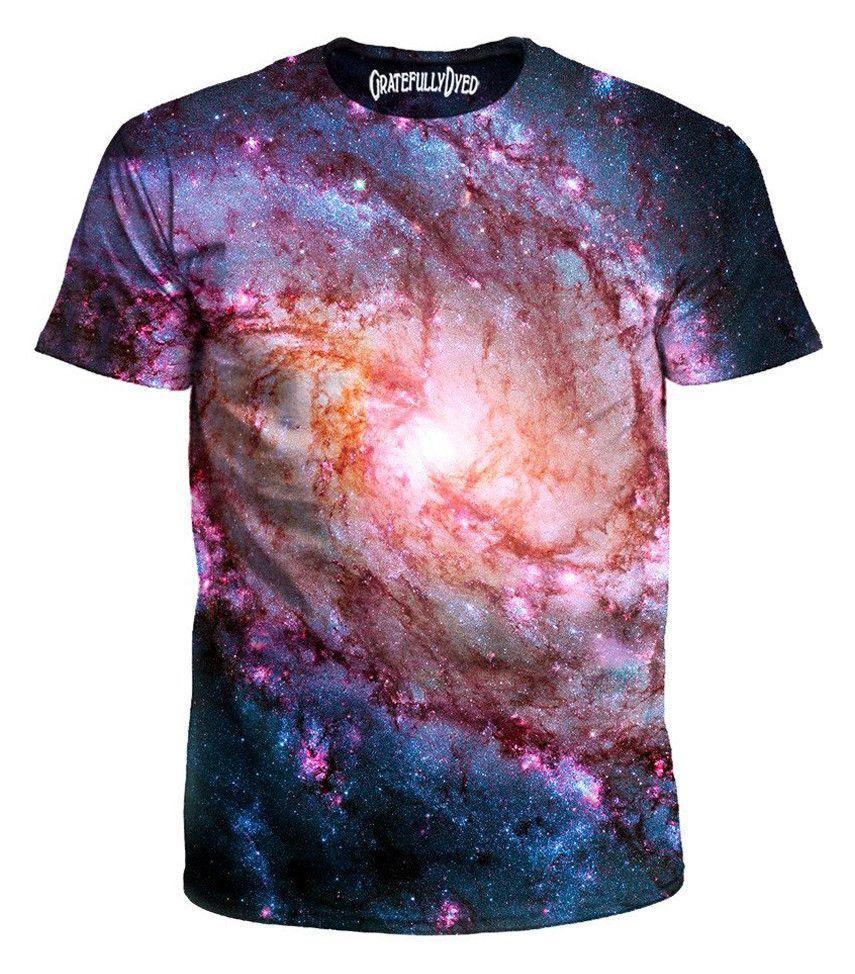 Twisted Skies Men's T-Shirt