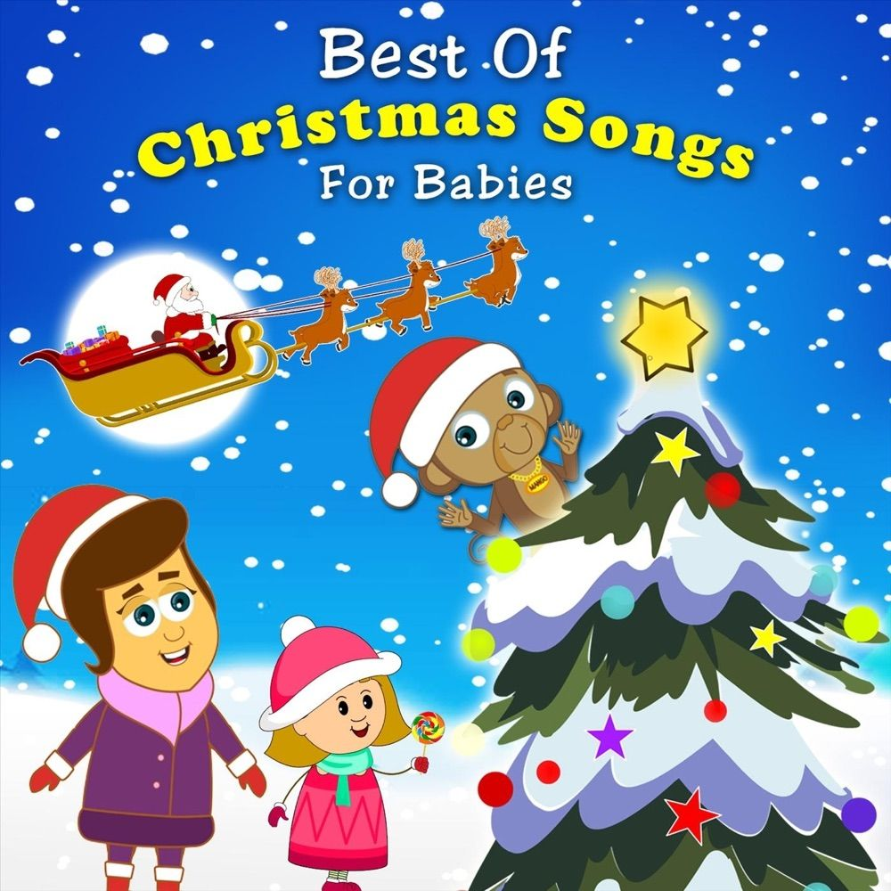 Download Best of Christmas Songs for Babies by HooplaKidz