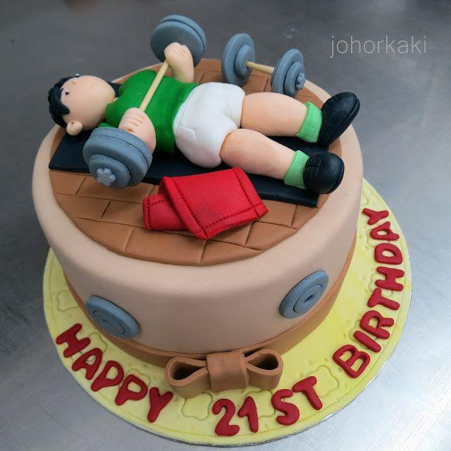Designer Fondant Cakes By Moonlight Cake House In Johor Bahru