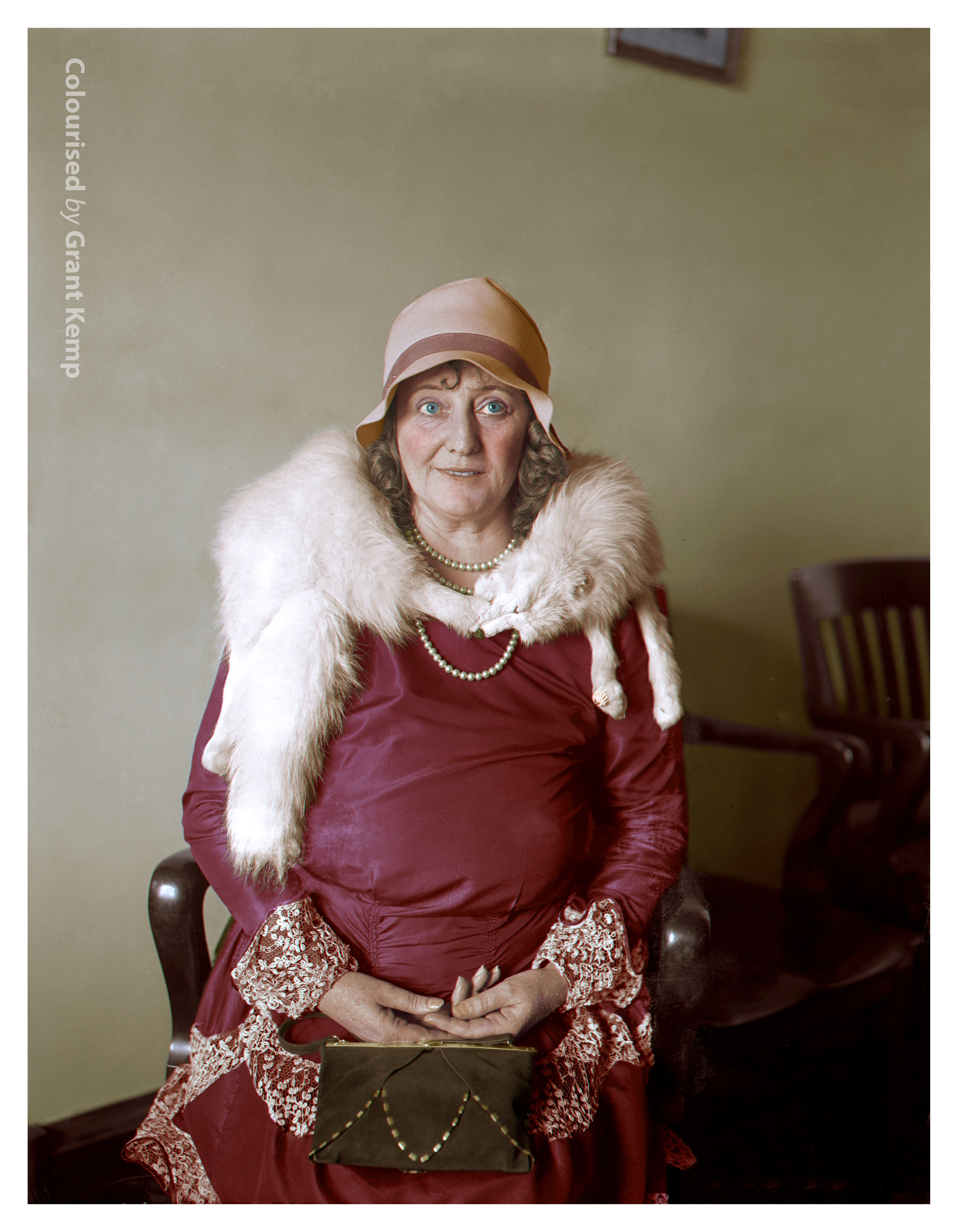 Walburga Dolly Oesterreich Was An American Housewife Married To