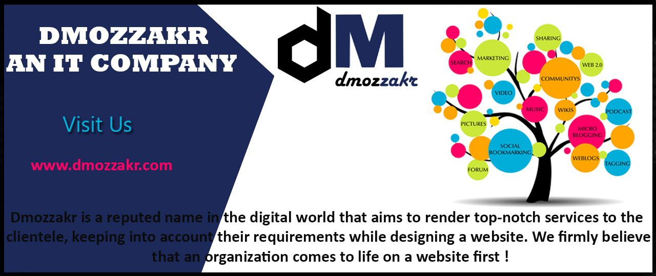 Dmozzakr is one of the best #IT #services provider and Top