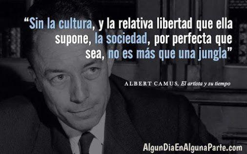 """#TalDíaComoHoy se cumplen 56 años del fallecimiento del escritor francés Albert Camus. Entre sus obras destacan """"El extranjero"""", """"La caída"""", """"Calígula"""" y """"La Peste"""". Con una vida dedicada a las letras y a la filosofía, Camus murió de forma prematura el 4 de enero de 1960 a los 46 años en un accidente de tráfico."""