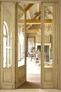 See This House A Belgian Mansion Cococozy House Home French Doors