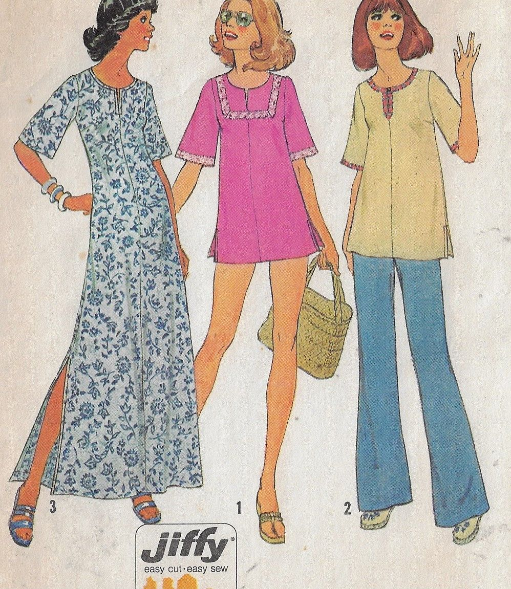 Pin On 1970s Sewing Patterns