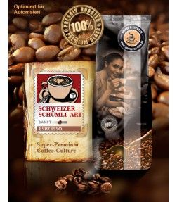 Coffee-Nation Schweizer Schümli Art 500 g