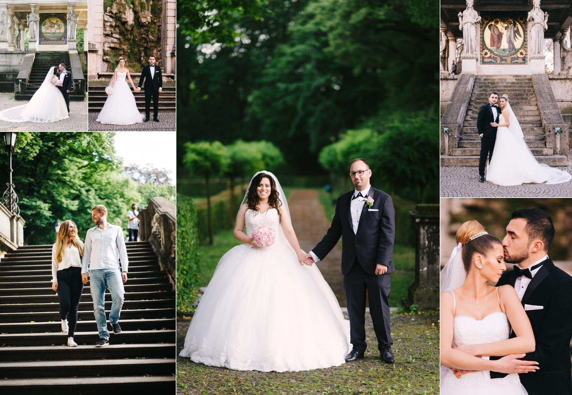 Munchens Beste Fotolocations Fur Hochzeitspaare Em 2020 Com Imagens Casamento
