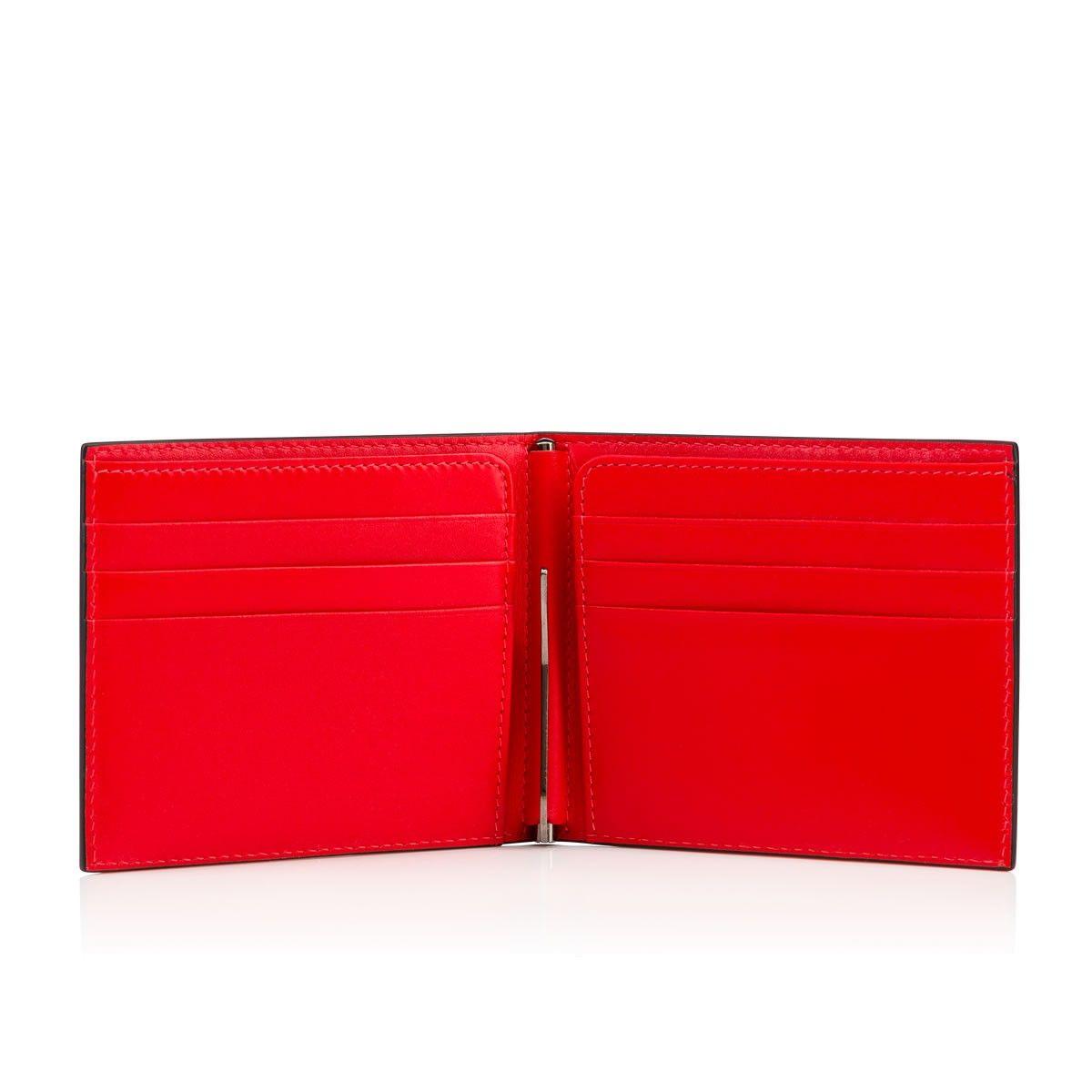 Accessoires Kaspero Money Clip Wallet Christian Louboutin