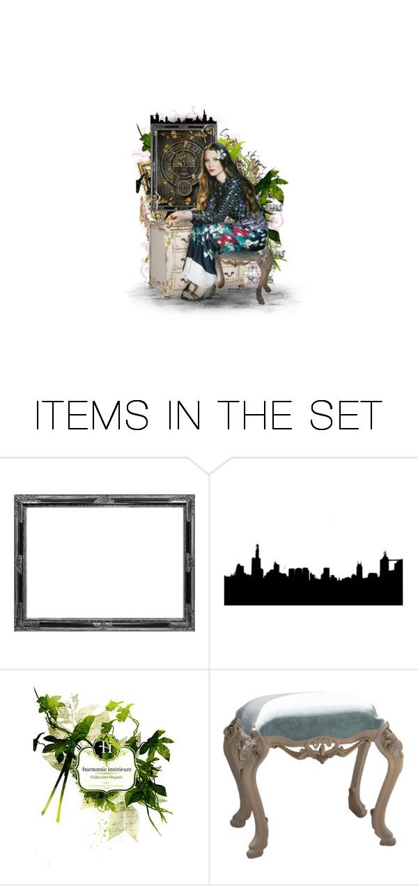"""#435 Arrival to the Capitol"" by rainbowpanda0 ❤ liked on Polyvore featuring art"