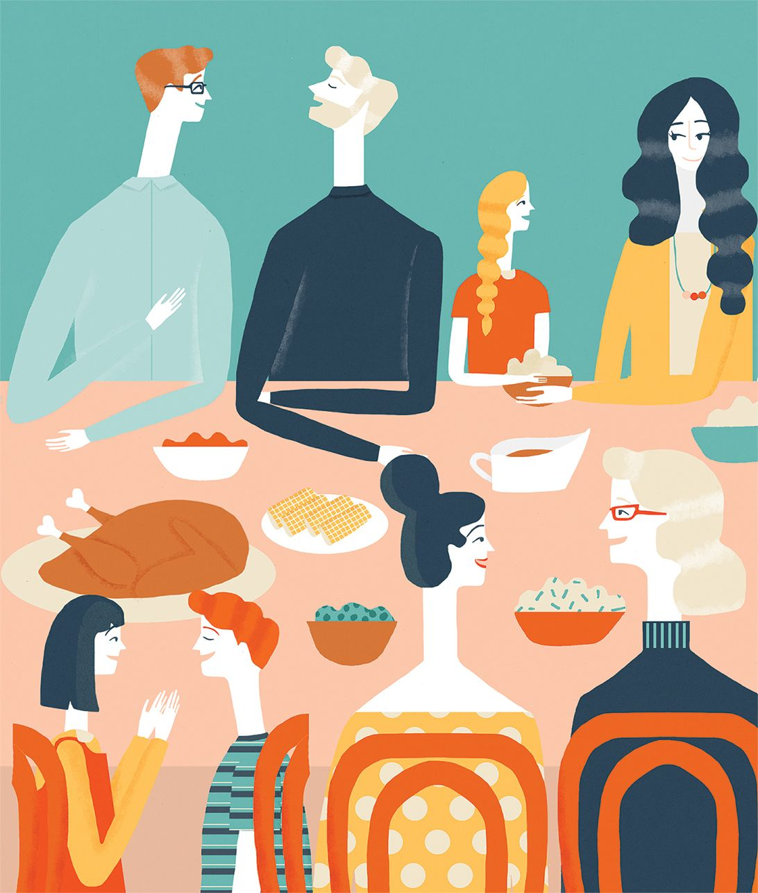 Real Simple Magazine: Learning to Listen by Naomi ...