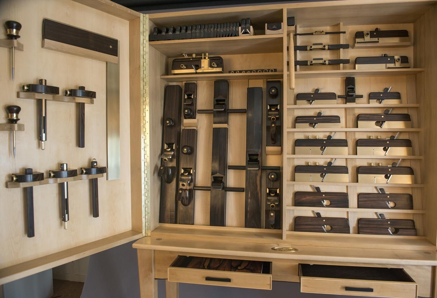 Best Australian Makers Create One Of A Kind Tool Cabinet 400 x 300