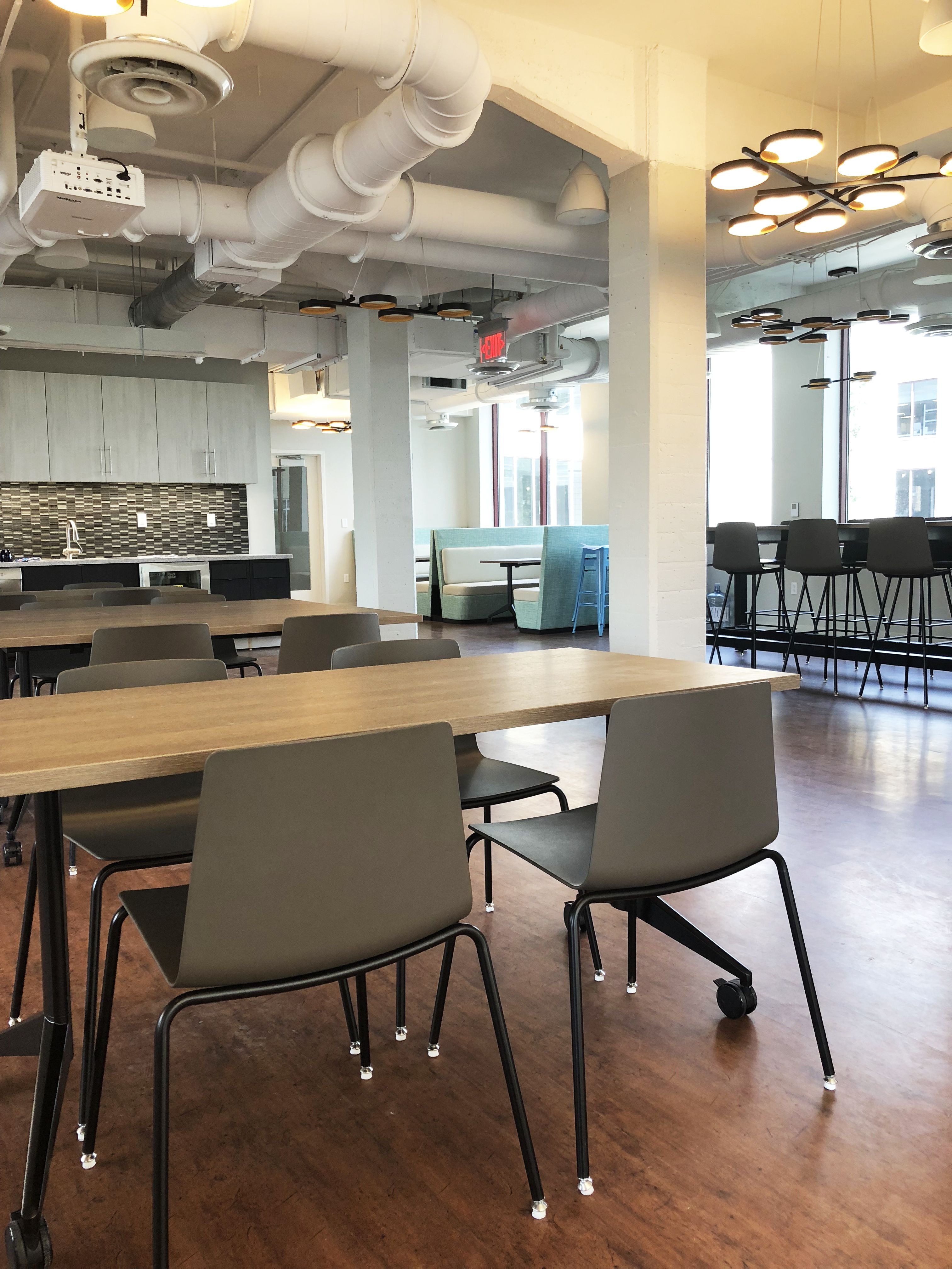 Office Furniture Design Inspiration Arcadia S Co Op Installed In Cambridge Ma Via Total Interiors Workes