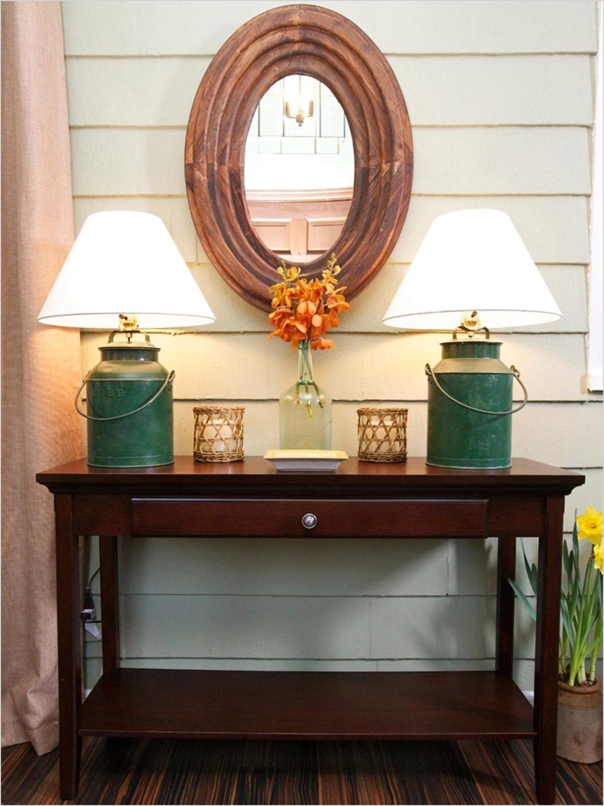 44 Beautiful Entryway Table Decorating 28 Cool Ideas For Entry