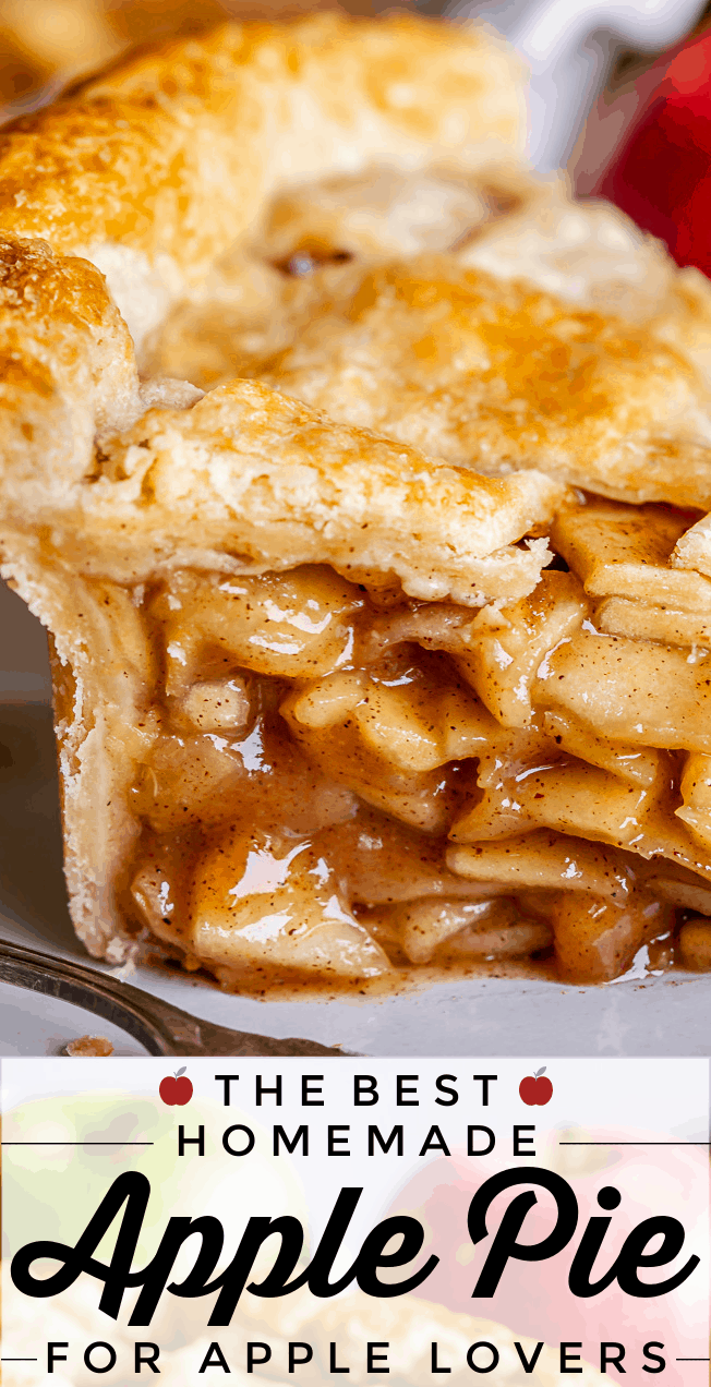 Photo of The Best Homemade Apple Pie from The Food Charlatan