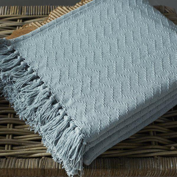 Helman Cotton Throw Throw blanket, Cozy throw blanket