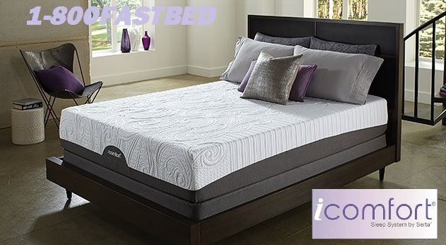 New 2014 Serta Icomfort Sleep System On Sale With Images
