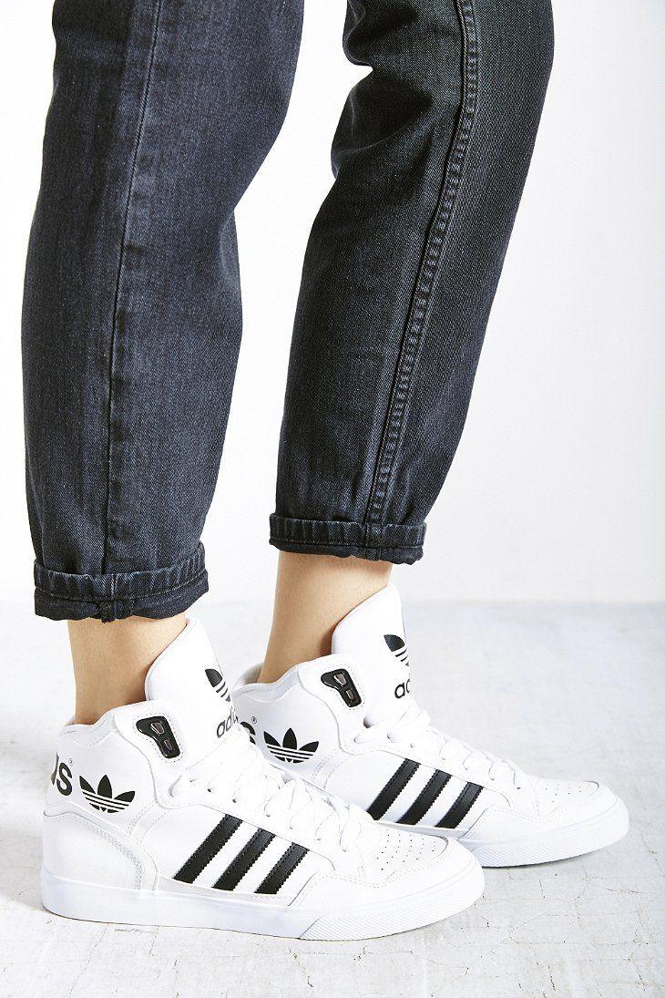 Adidas zapatilla Urban Outfitters extaball REW hipster moda por