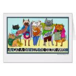 Get Well A Cat a Day Keeps the Doctor Away Card  Get Well A Cat a Day Keeps the Doctor Away Card  $3.30  by ShoaffBallanger  . More Designs http://bit.ly/2g9LYfi #zazzle