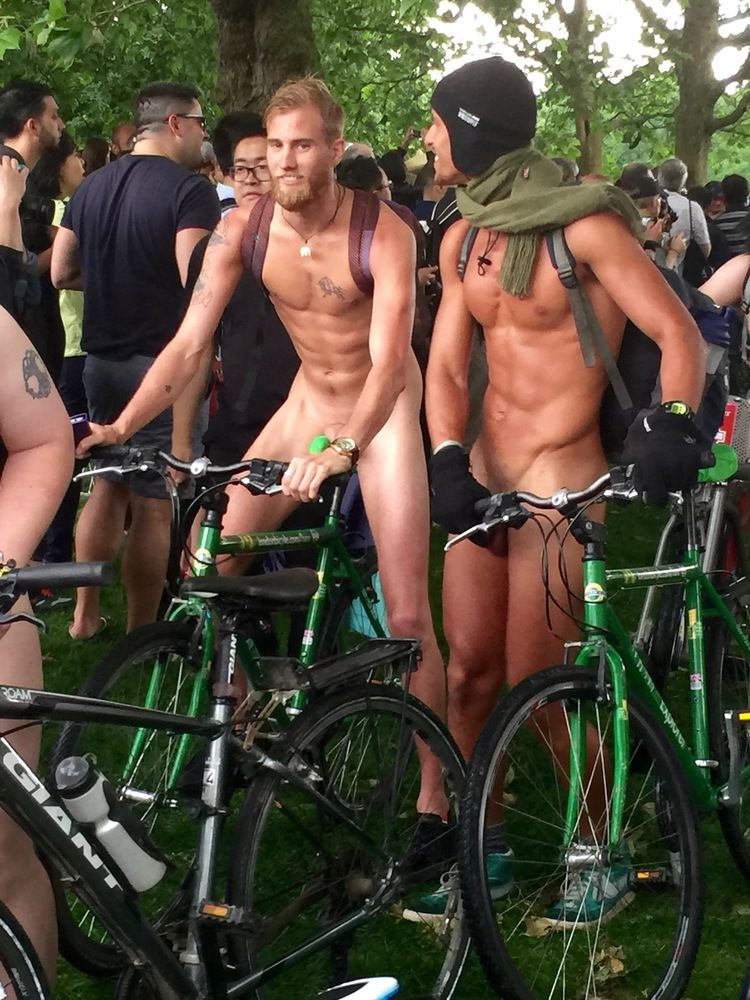 Want lick Cyclist naked world