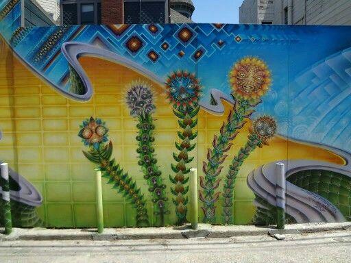 San Francisco Street Art Photo by Tony Trevino